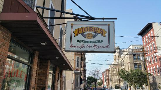 Photo of Italian Restaurant Fiore Deli of Hoboken at 414 Adams St, Hoboken, NJ 07030, United States