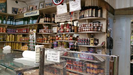 Fiore Deli of Hoboken: Inside