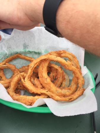 Castaways Seafood & Grille: Great Food!