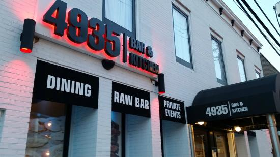 4935 Bar and Kitchen - Picture of 4935 Bar & Kitchen, Bethesda ...