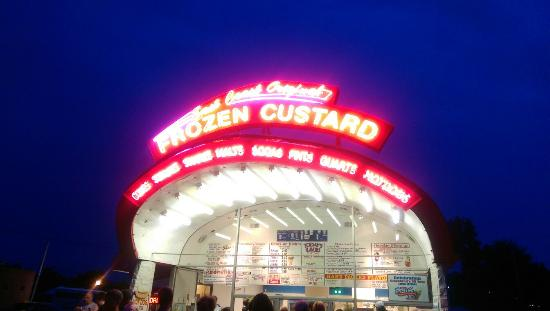 ‪East Coast Original Frozen Custard‬