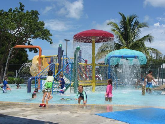Jacob's Aquatic Center: Children's area