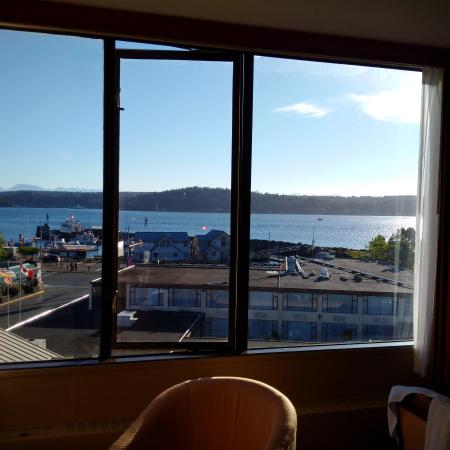 Coast Discovery Inn : Room View