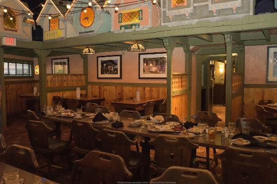 Rhinelander German Restaurant Portland Restaurant