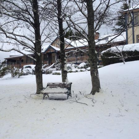 Bethany Manor: Love seat