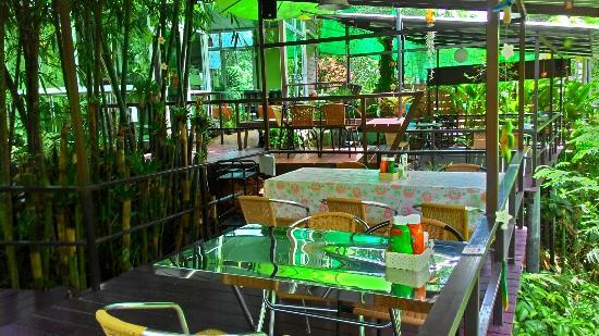 Monkey Cave Cafe
