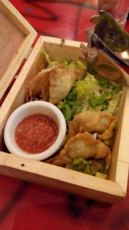 Krazy Garlik: Quick dinner before watching Bituing Walang Ningning