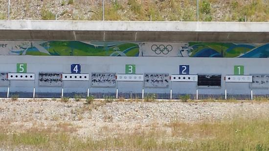Whistler Olympic Park: Four out of five!