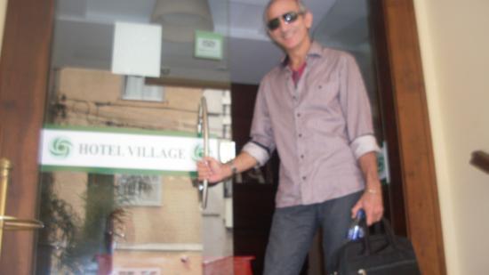 Hotel Village Icarai : entrada 2