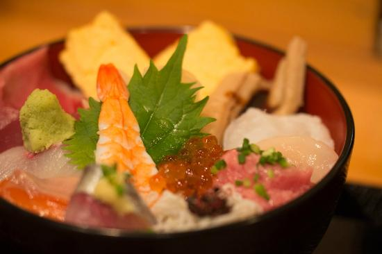 Seafood Cuisine Sushi Uchoten