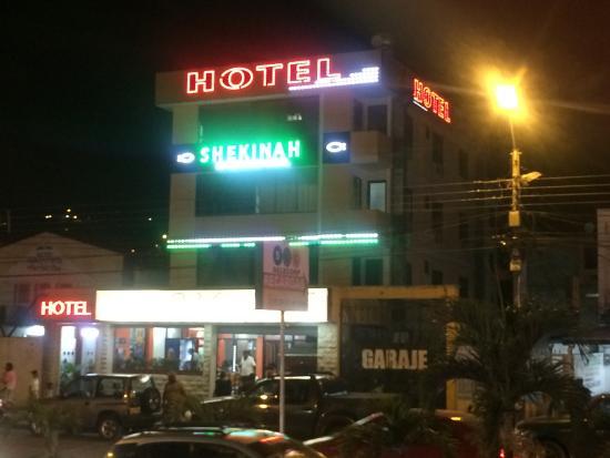 Hotel Shekinah Internacional