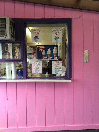 Dairy Train: Ice Cream! Yum!
