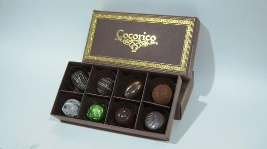 Cocorico Hand-Made Chocolate