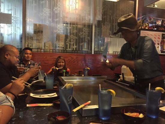 Fuji Grill : Teriyaki beef, hibachi steak, Unagi