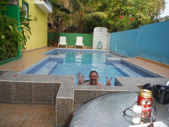Canal Inn: der pool