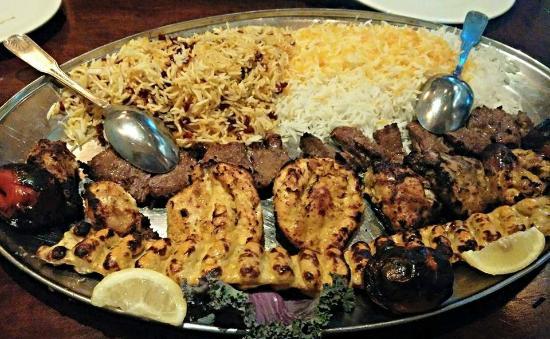 lamb shank - picture of persian room fine wine & kebab, scottsdale
