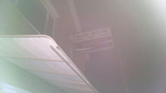 Kirby, OH: Blue Room