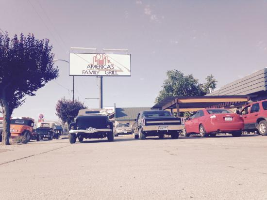 Oroville, WA: Fun day