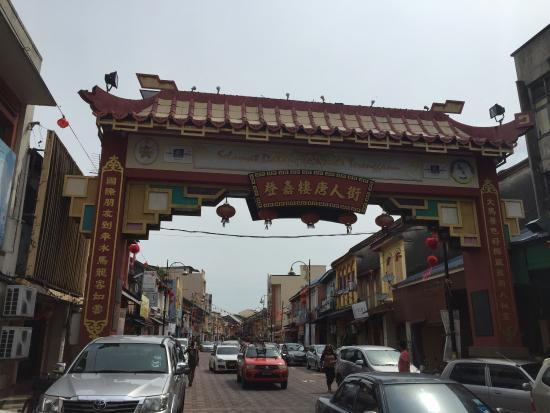 Kampung China (Chinatown): Well i am here araya time so many shops r closed. Its still worth it coming and walking around.