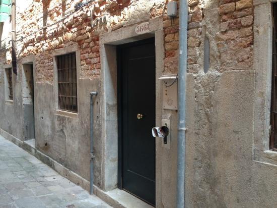 Residenza Ca Felice: 入口のドア