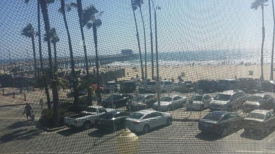 Doryman's Inn: View from our room