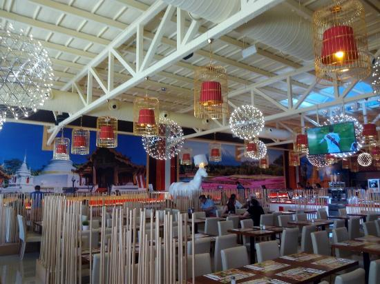 San Sebastian de los Reyes, Spanyol: Wok-Parrilla-Buffet Kokoxaxa Plaza Norte 2