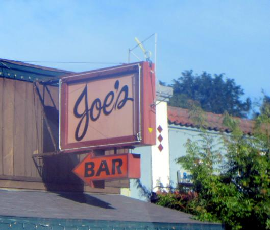 Joe's Bar, Highway 9, Boulder Creek, Ca