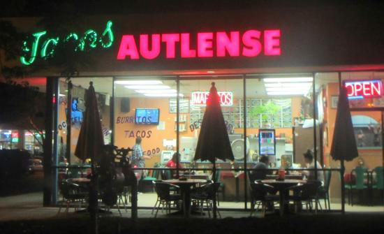 Tacos Autlense