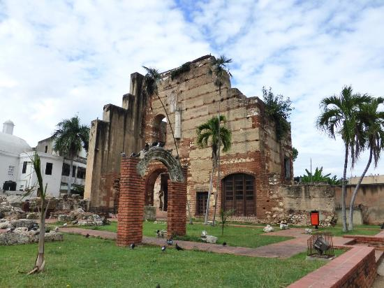 Ruins of the Hospital of St. Nicolas of Bari
