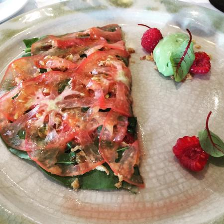 Hidden away culinary gem in Bruges