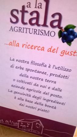 A La Stala: Agriturismo