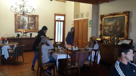 Uniondale, Sudáfrica: Diningroom
