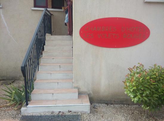 Le Louroux, Francia: Zeer om mooie b&b, proper en zeer vriendelijk. Dit zijn maar enkele fotos. En het was wel bij on