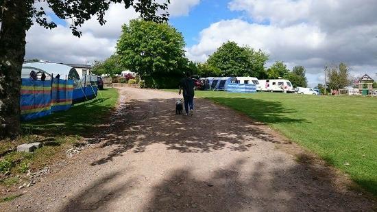 Yeatheridge Farm Caravan Park