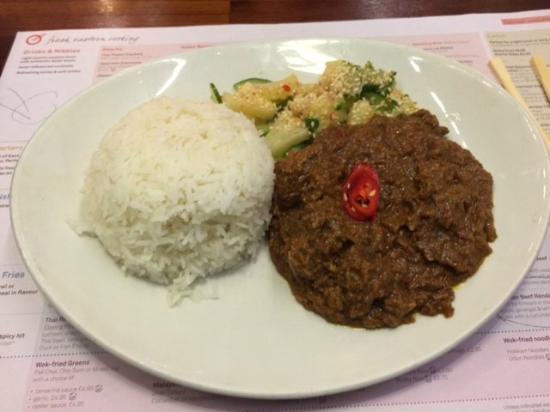 Malaysia Kitchen Beef Rendang Recipe