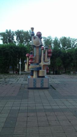Sculpture Muzyka Dzhaza