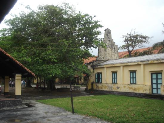 Con Son, Vietnam: территория музея