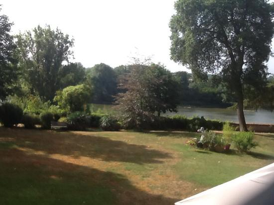 Orleans Parc Hotel : View from Room 207