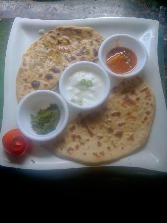 Yummy Aloo Paratha