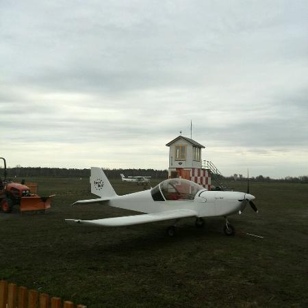 Chernogolovka, Ρωσία: Аэродром Черноголовка
