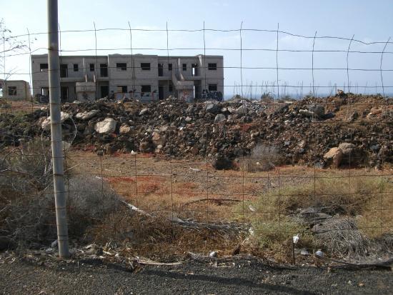 Vitalclass Lanzarote Sport & Wellness Resort: side view across road