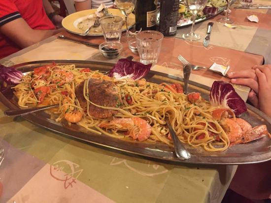 seafoods selection - Foto di Lacquacheta Ristorante, Bagno a Ripoli