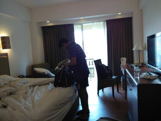 Kuta Paradiso Hotel: Deluxe Room