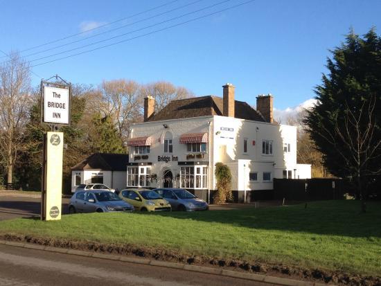 Disappointed Review Of The Bridge Inn Shrewsbury England Tripadvisor