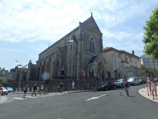 Notre Dame du Rocher