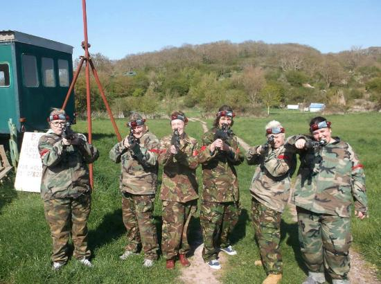Cannington Park Paintball & Outdoor Laser