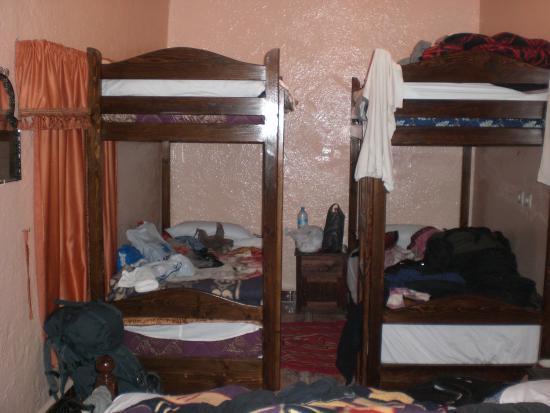 Hostel Souika: ドミの一部。