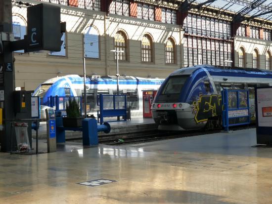 Gare de Marseille Saint-Charles : Gare SNCF Saint Charles