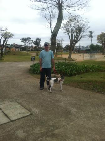 Parque Central Santo Andre