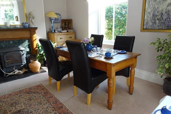 Ivythwaite Lodge hotel: Breakfast room